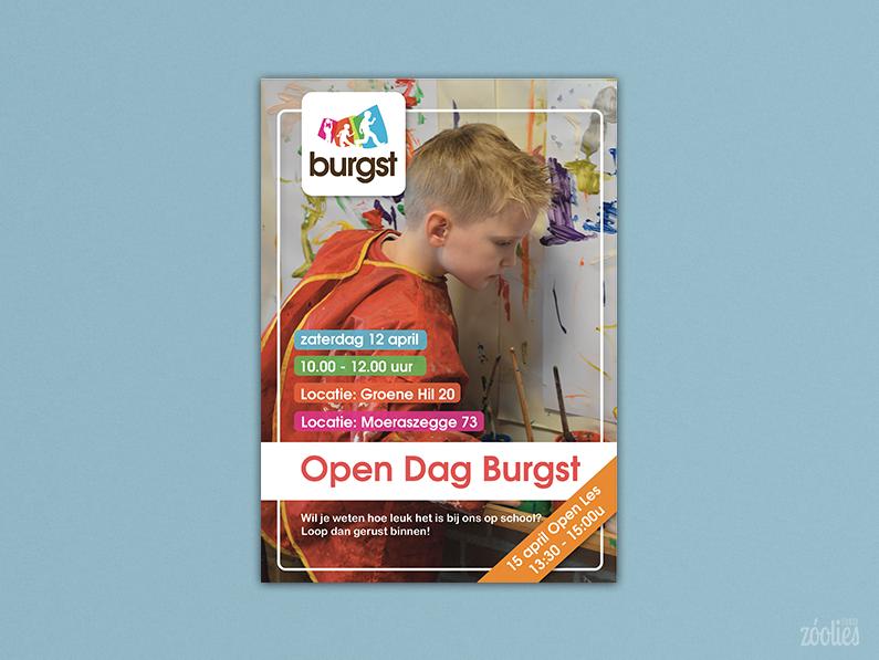 Folder open dag – Nutsbasisschool Burgst