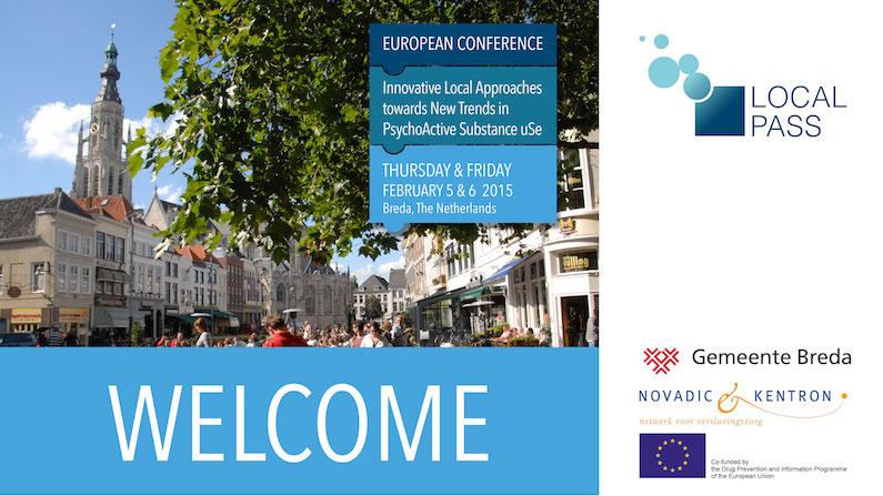 Local Pass Conferentie – Gemeente Breda / Novadic Kentron