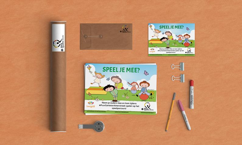 Flyer – Lions Quatro Stichting Leergeld