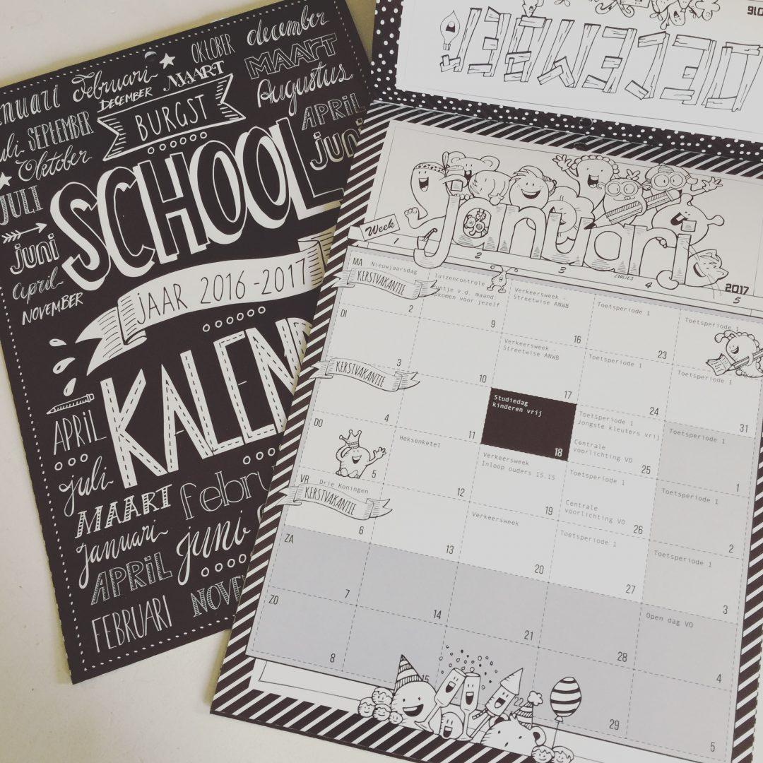 Schoolkalender ZooLies