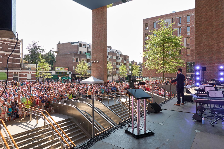 Burgemeester Depla opening station Breda