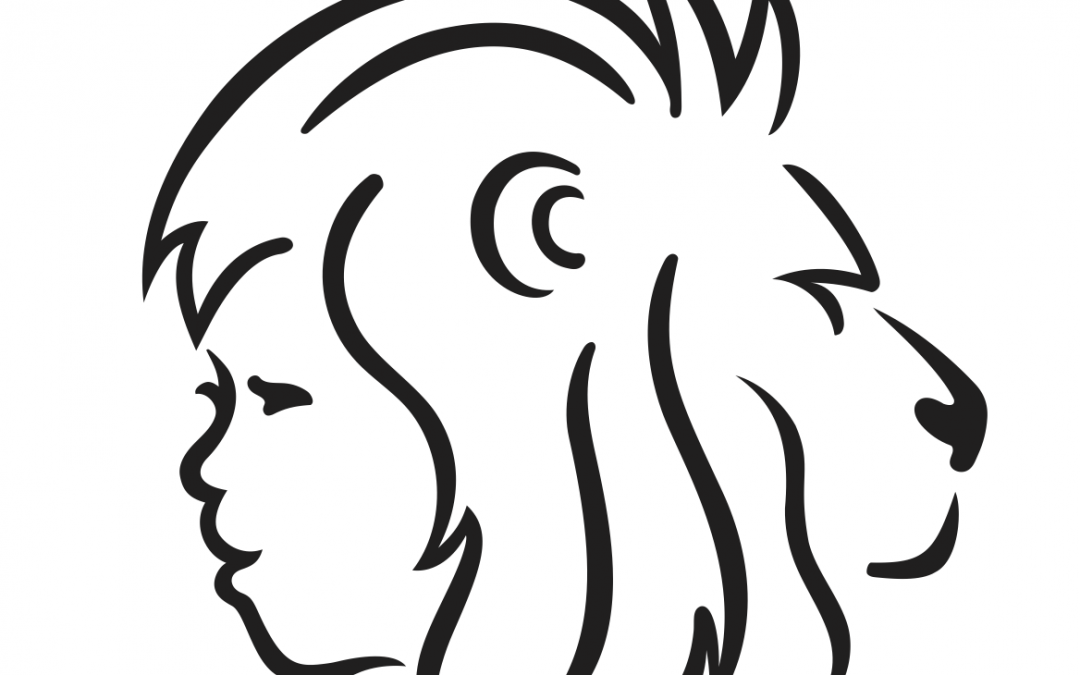 100 jaar Lions logo