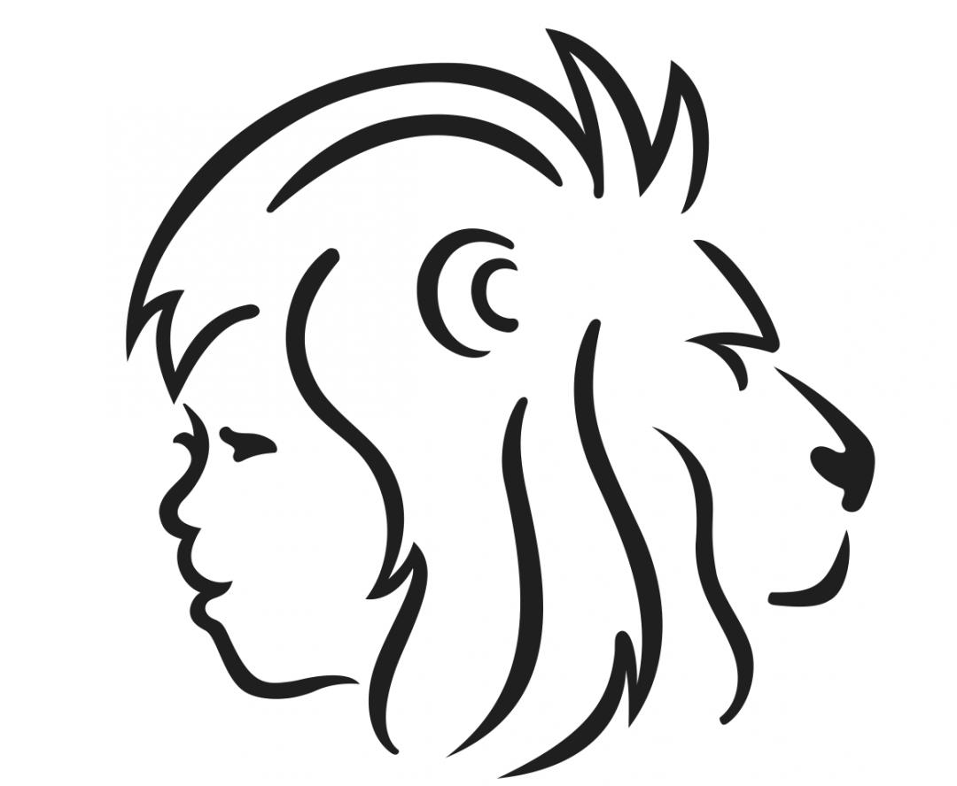 Lions 100 logo