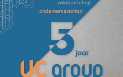 UC Group bestaat 5 jaar
