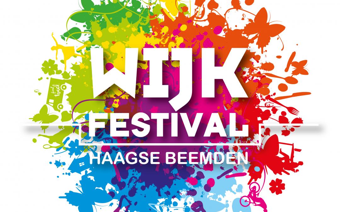 Nieuw logo voor Wijkfestival Haagse Beemden