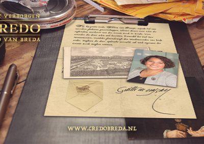 citygame Credo - Het verborgen pad van Breda